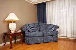 Drapery and Curtain Cleaning Service